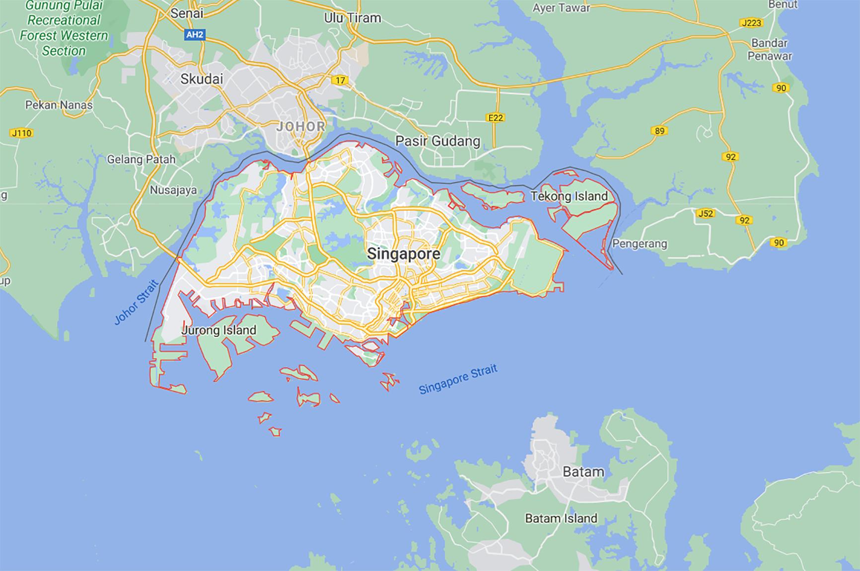 Singapore Nomadic Thoughts
